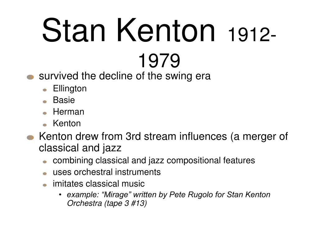 stan kenton 1912 1979 l.