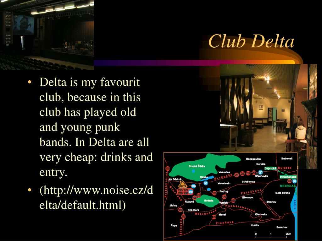 Club Delta