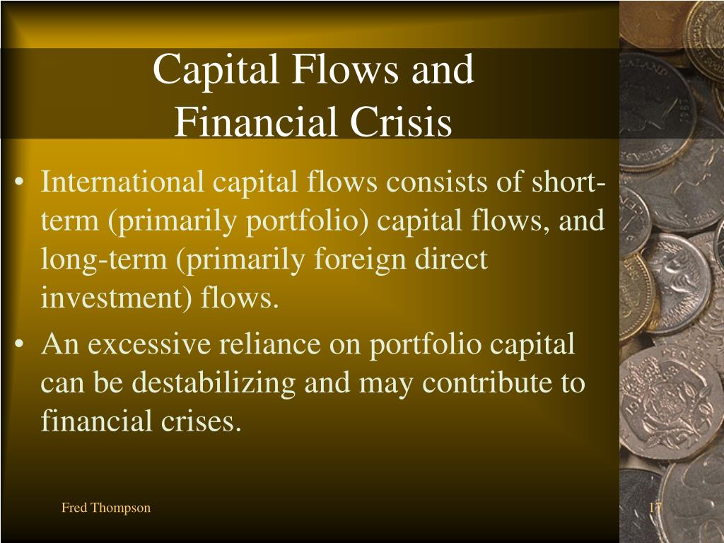 Capital Flows and