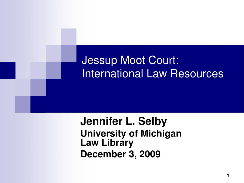 jessup moot court international law resources l.