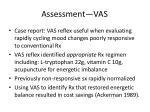 assessment vas
