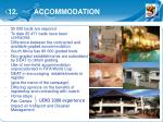 12 accommodation