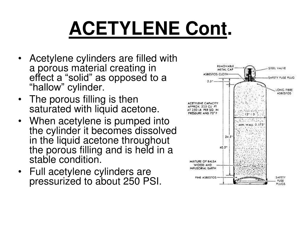 PPT - Unit: Oxy-Acetylene- Welding, Brazing, Cutting and