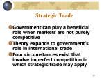 strategic trade20