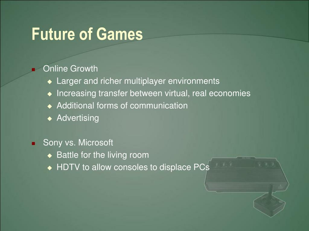 Future of Games