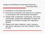 antigua and barbuda investment authority one stop shop3