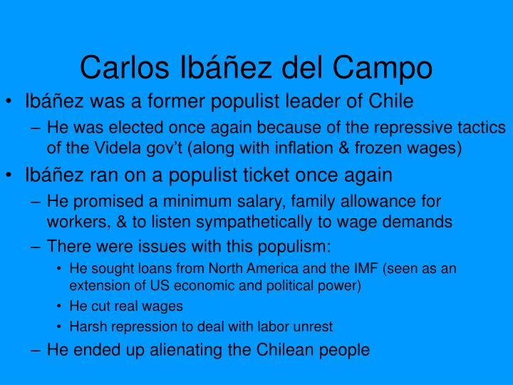 Carlos ib ez del campo