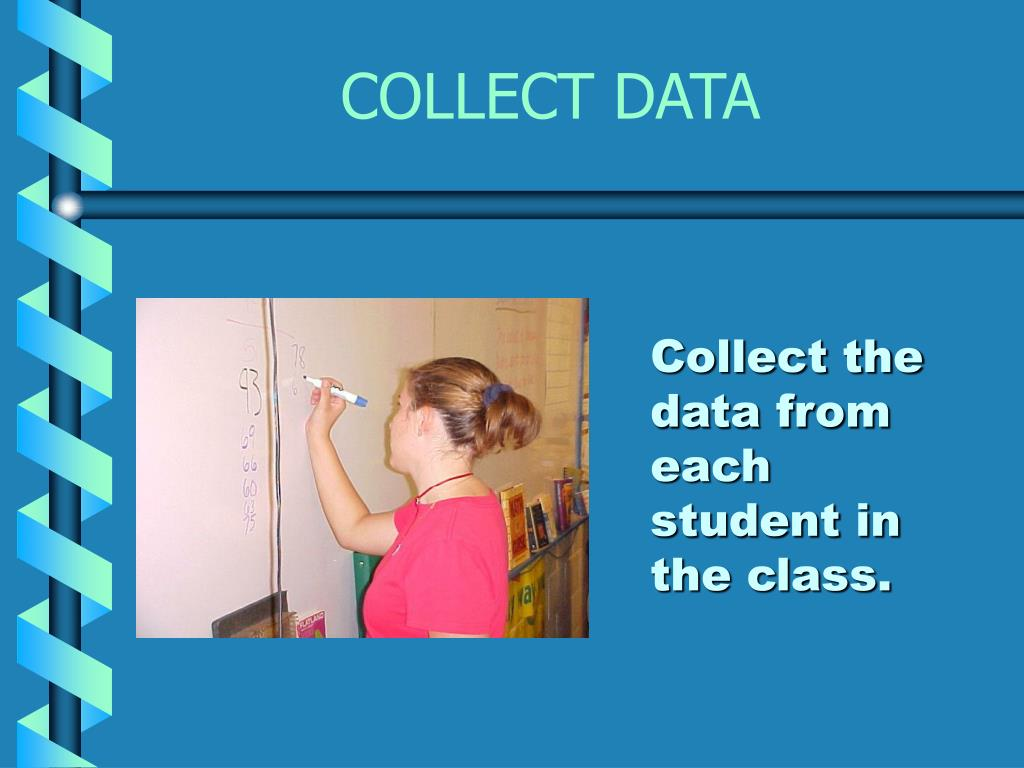 Collect the data from each