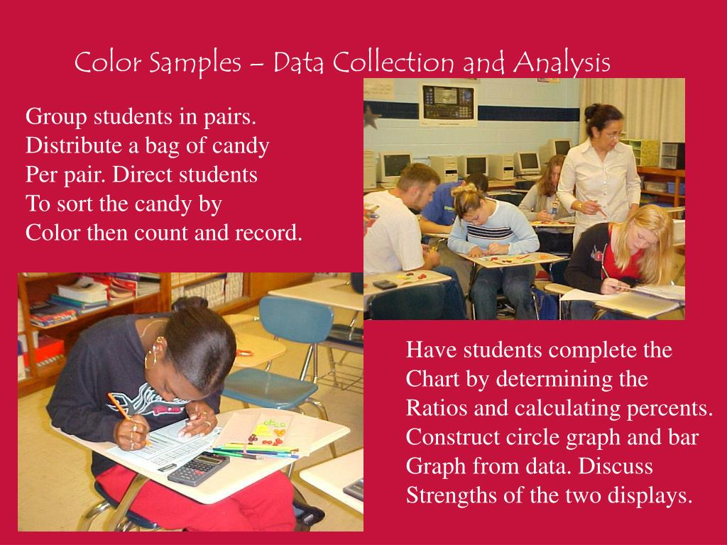 Color Samples – Data Collection and Analysis