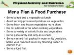 menu plan food purchase29