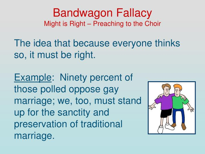 Ppt Logical And Emotional Fallacies Powerpoint Presentation Id