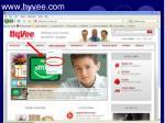 www hyvee com