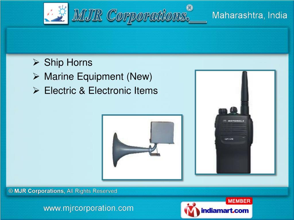 Ship Horns