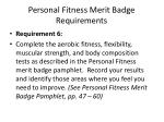 personal fitness merit badge requirements9