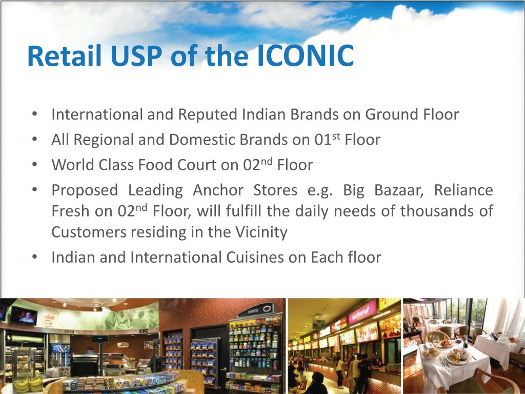Retail USP of the