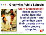 greenville public schools