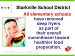 starkville school district