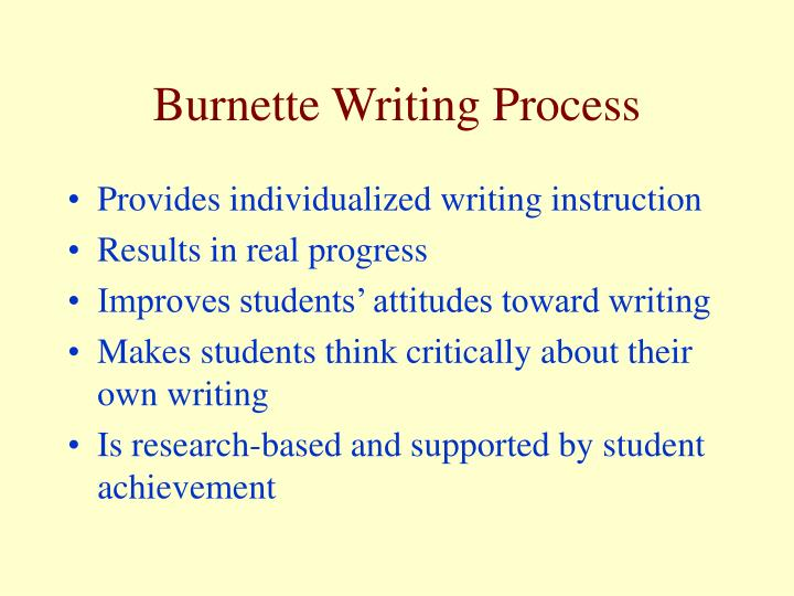 attitude toward writing Efl learners' attitudes toward writing instruction based on critical language awareness abdorreza tahriri university of guilan, iran mansour shabani.