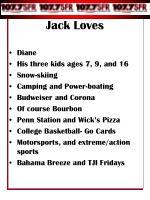 jack loves