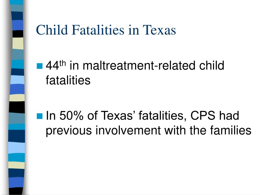 Child Fatalities in Texas
