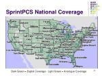 sprintpcs national coverage
