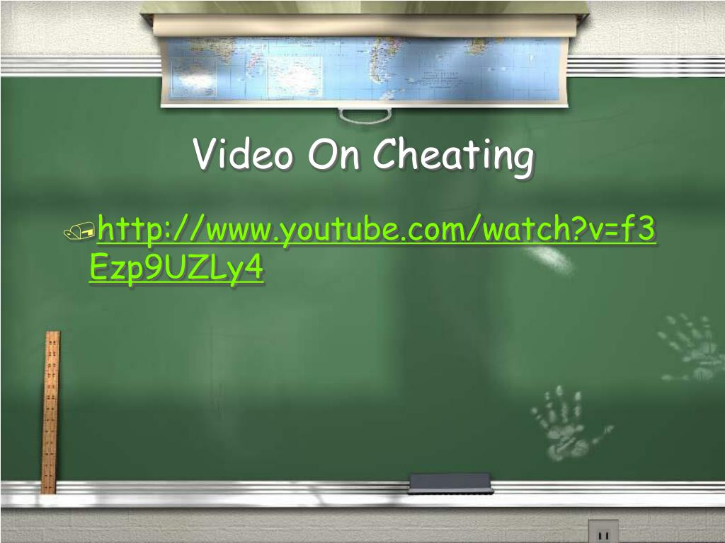 Video On Cheating