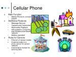 cellular phone12