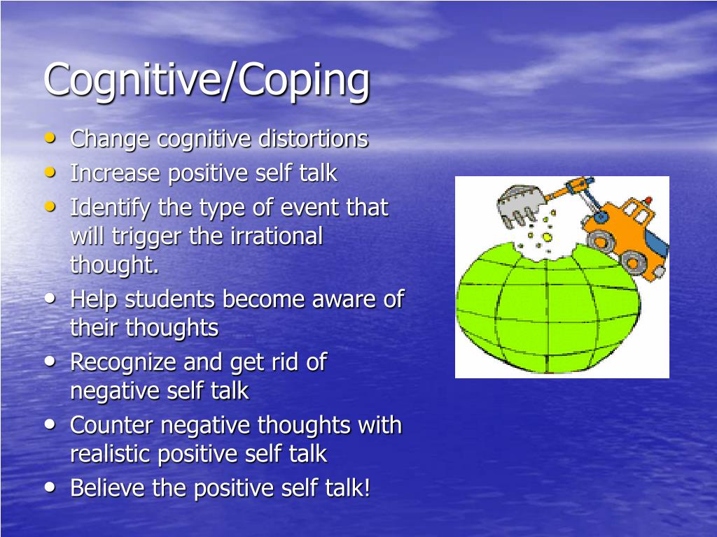 Cognitive/Coping