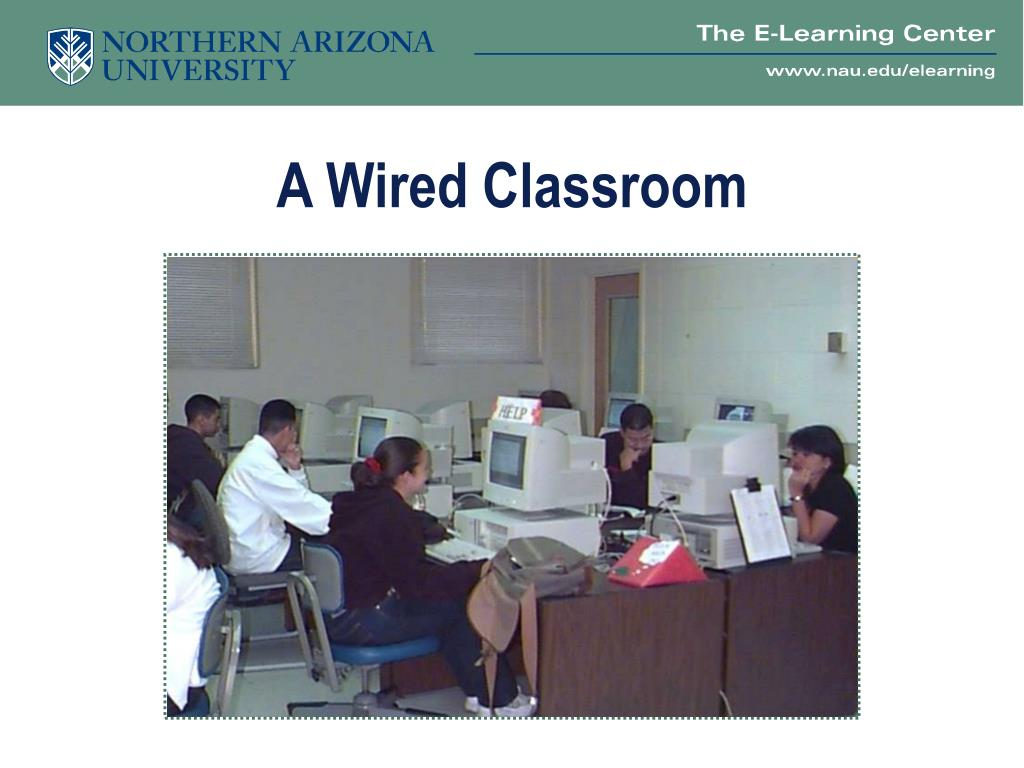 A Wired Classroom