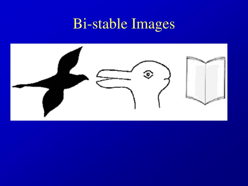 Bi-stable Images
