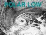 polar low