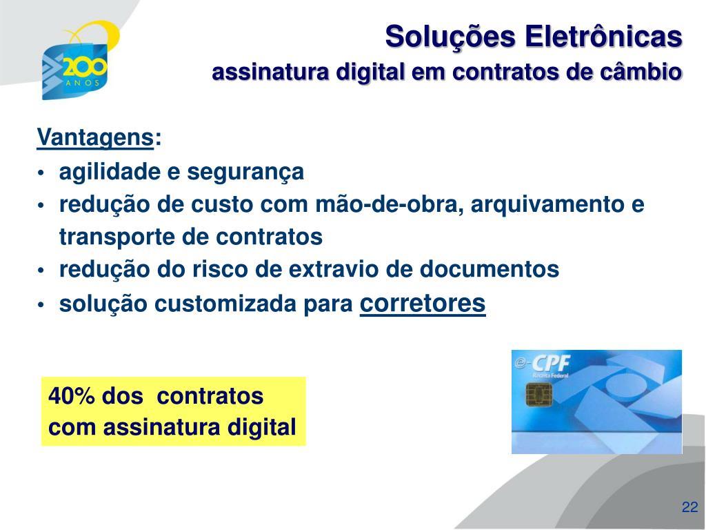 Soluções Eletrônicas