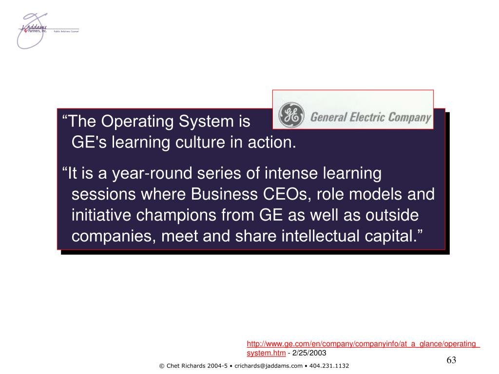 """The Operating System is"