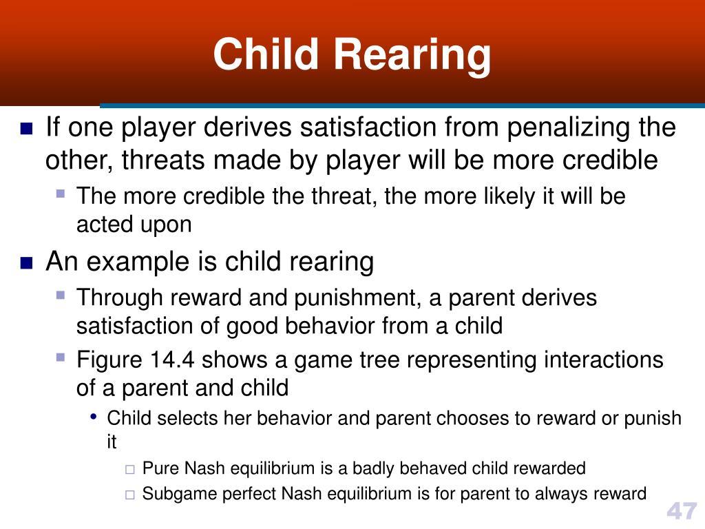 Child Rearing