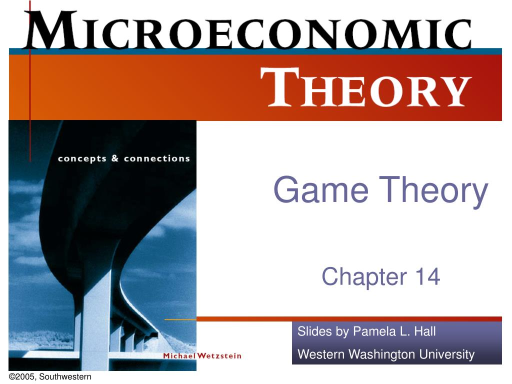 game theory l.