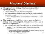 prisoners dilemma24