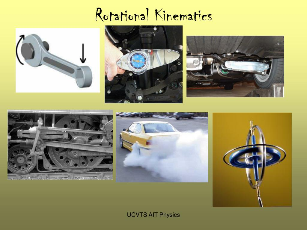 rotational kinematics l.