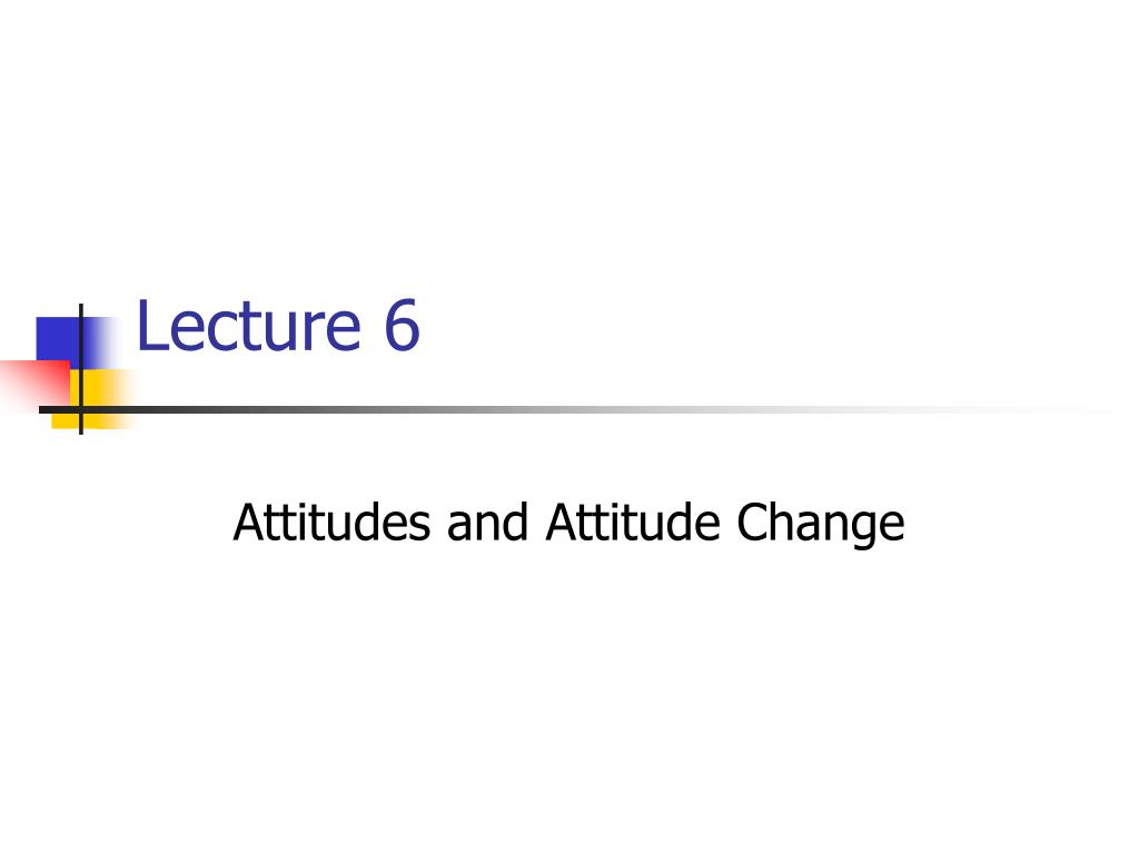 an explanation of the two cognitive process in attitude change presented by elaboration likelihood m The elm is a dual-process model of attitude change as there are two paths in the process of message reception, attitude change and possible behaviour if the receivers are motivated and able to process and the message is strong and data-based, persuasion will occur.