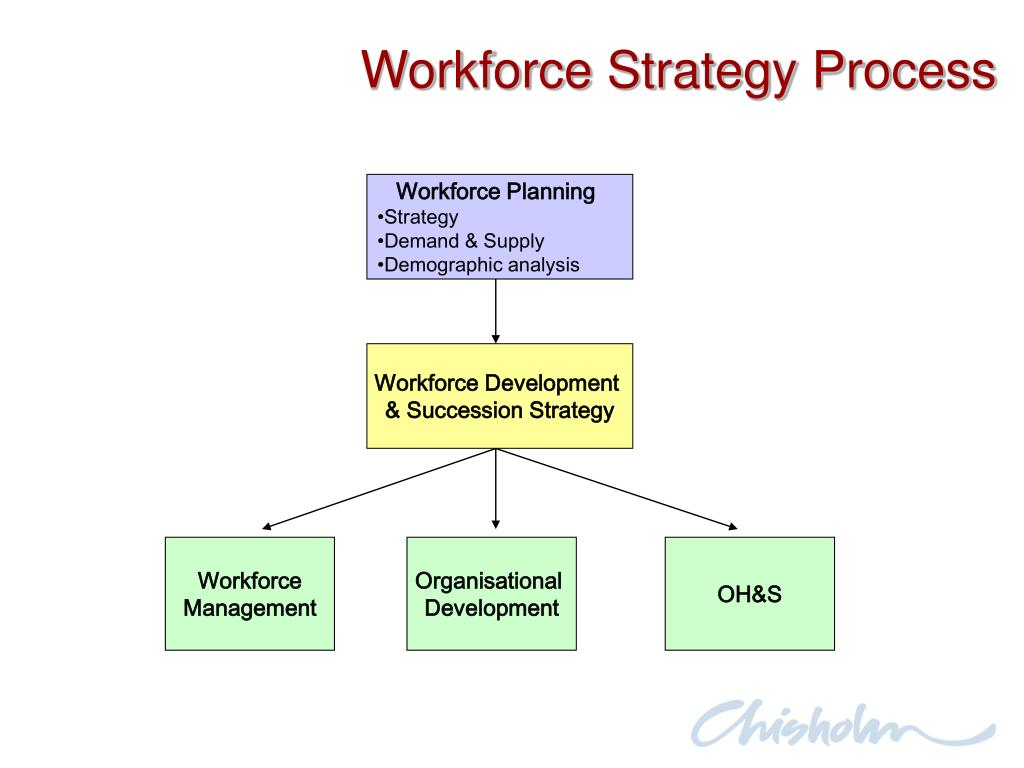 Workforce Strategy Process