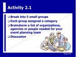 activity 2 1