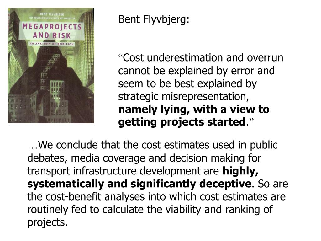 Bent Flyvbjerg:
