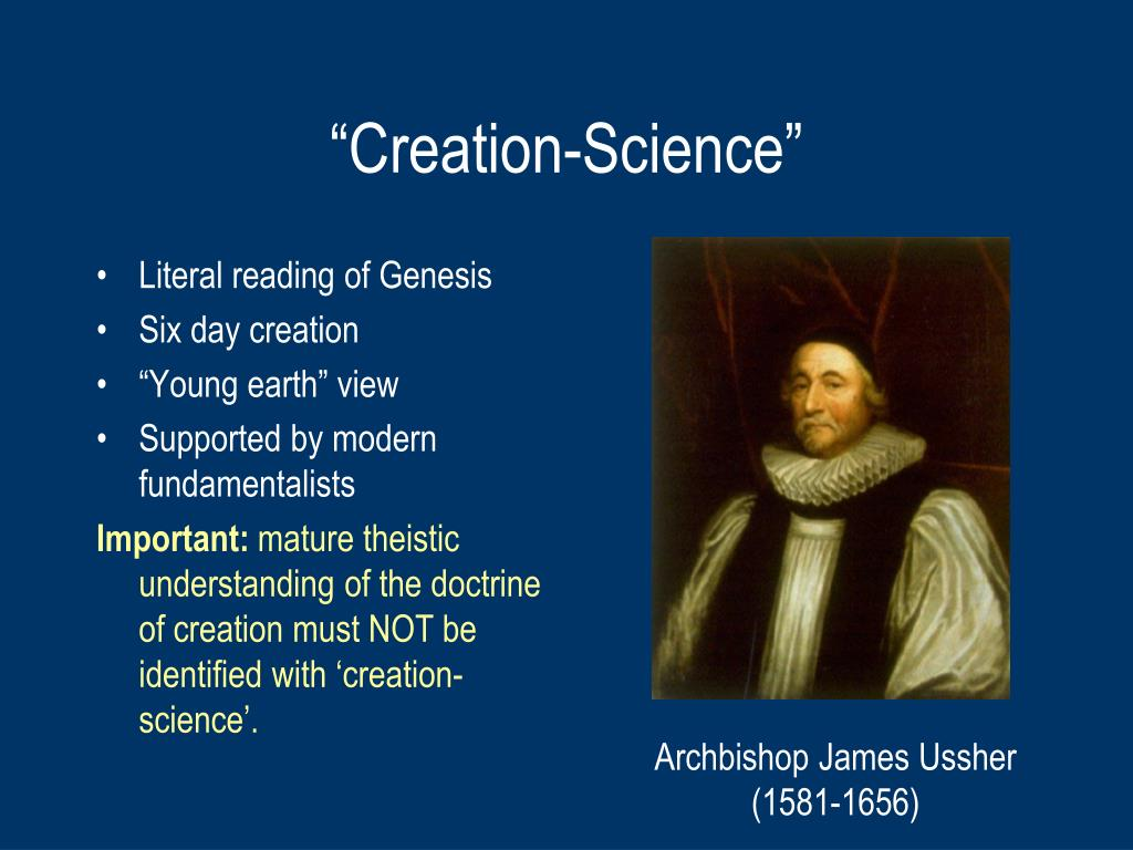 """Creation-Science"""