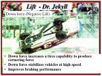 lift dr jekyll
