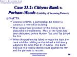 case 33 2 citizens bank v parham woods liability of incoming partner