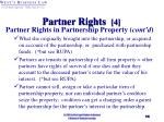 partner rights 4