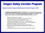 oregon safety corridor program2