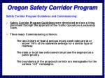 oregon safety corridor program3