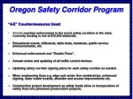 oregon safety corridor program4