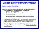 oregon safety corridor program5