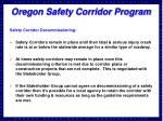 oregon safety corridor program6